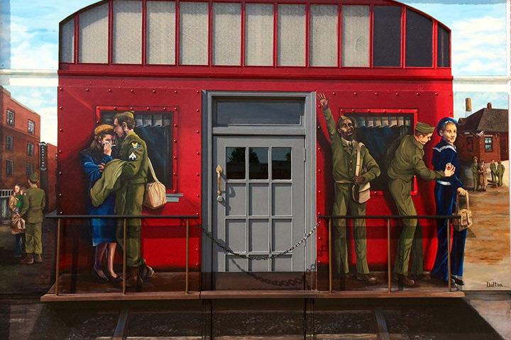 Sanford Murals : Instagrammable Spots Sanford NC