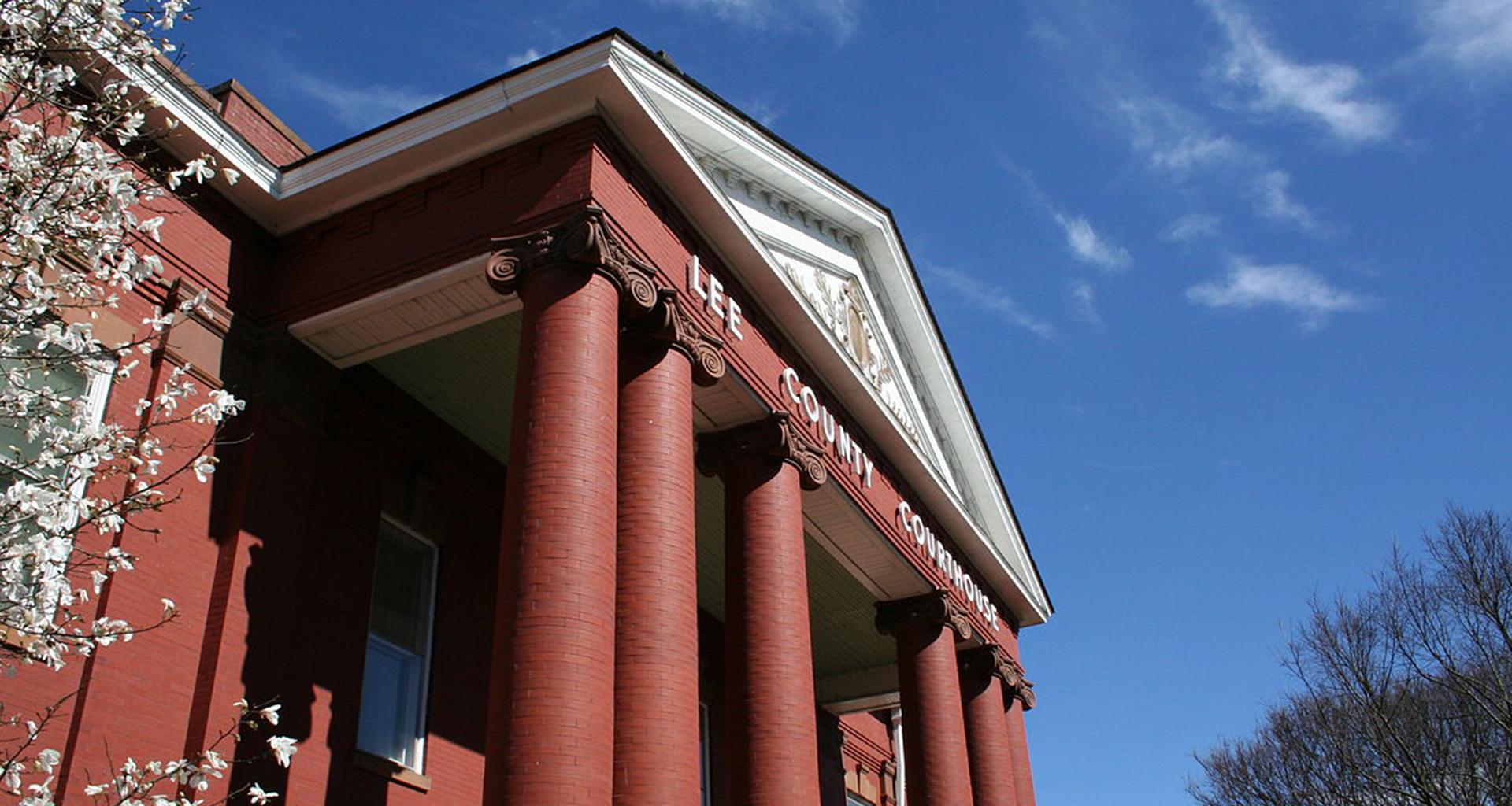 Visit Sanford Partner Organization - Lee County Courthouse