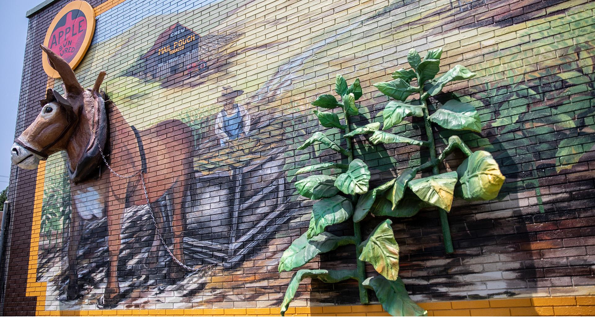 Sanford, NC Mural